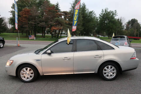 2009 Ford Taurus for sale at GEG Automotive in Gilbertsville PA