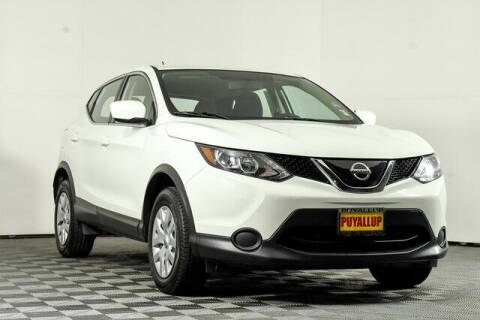2019 Nissan Rogue Sport for sale at Washington Auto Credit in Puyallup WA