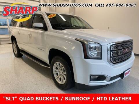 2019 GMC Yukon XL for sale at Sharp Automotive in Watertown SD