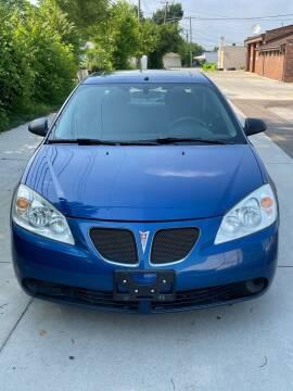 2007 Pontiac G6 for sale at Suburban Auto Sales LLC in Madison Heights MI
