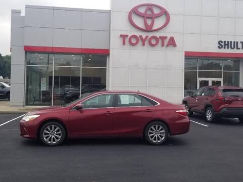 2017 Toyota Camry for sale at EDMOND CHEVROLET BUICK GMC in Bradford PA