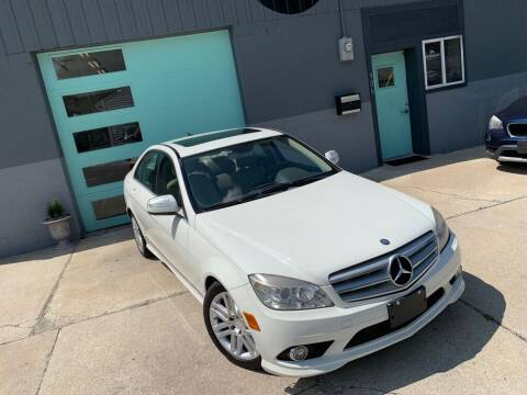 2009 Mercedes-Benz C-Class for sale at Enthusiast Autohaus in Sheridan IN