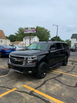 2018 Chevrolet Suburban for sale at Dream Auto Sales in South Milwaukee WI