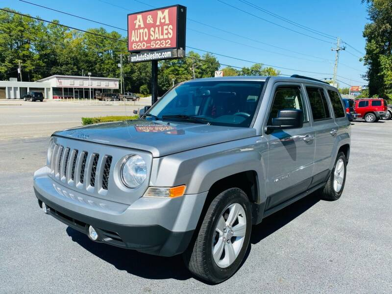 2015 Jeep Patriot for sale at A & M Auto Sales, Inc in Alabaster AL