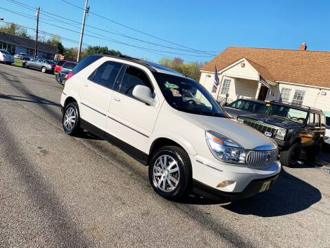 2005 Buick Rendezvous for sale at New Wave Auto of Vineland in Vineland NJ