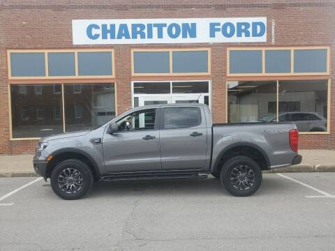 2021 Ford Ranger for sale at Chariton Ford in Chariton IA
