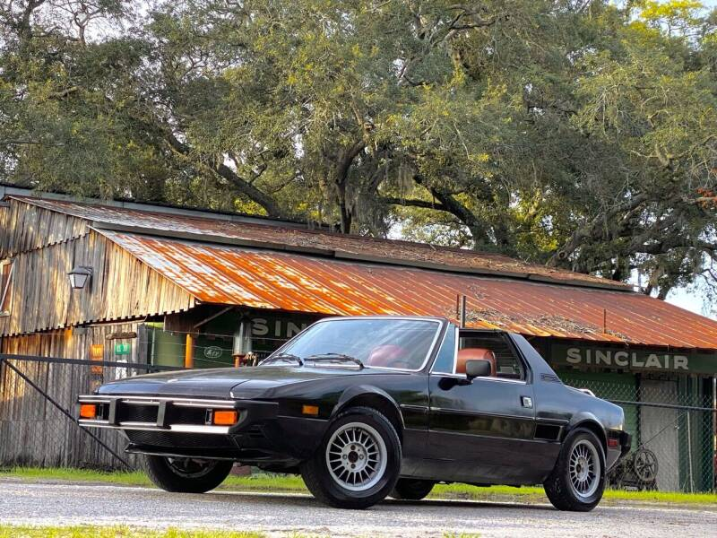 1977 FIAT Pininfarina for sale at OVE Car Trader Corp in Tampa FL