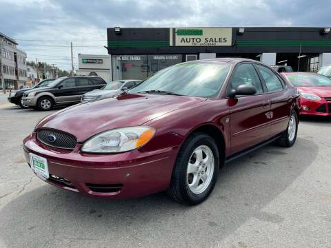 2004 Ford Taurus for sale at Wakefield Auto Sales of Main Street Inc. in Wakefield MA