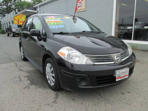 2009 Nissan Versa for sale at Omega Auto & Truck Center, Inc. in Salem MA