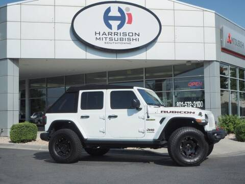 2020 Jeep Wrangler Unlimited for sale at Harrison Imports in Sandy UT
