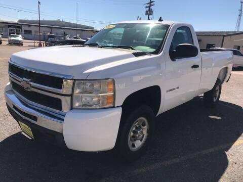 2009 Chevrolet Silverado 2500HD for sale at Abel Motors, Inc. in Conroe TX