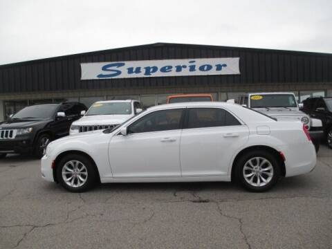 2015 Chrysler 300 for sale at SUPERIOR CHRYSLER DODGE JEEP RAM FIAT in Henderson NC