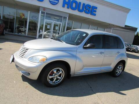2005 Chrysler PT Cruiser for sale at Auto House Motors in Downers Grove IL