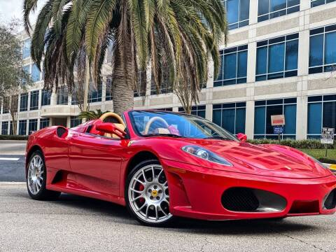 2006 Ferrari F430 for sale at FALCON AUTO BROKERS LLC in Orlando FL