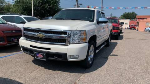 2009 Chevrolet Silverado 1500 for sale at Nations Auto Inc. II in Denver CO