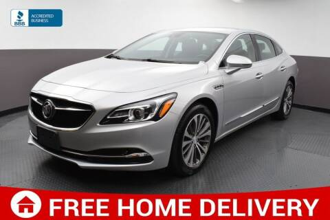 2018 Buick LaCrosse for sale at Florida Fine Cars - West Palm Beach in West Palm Beach FL