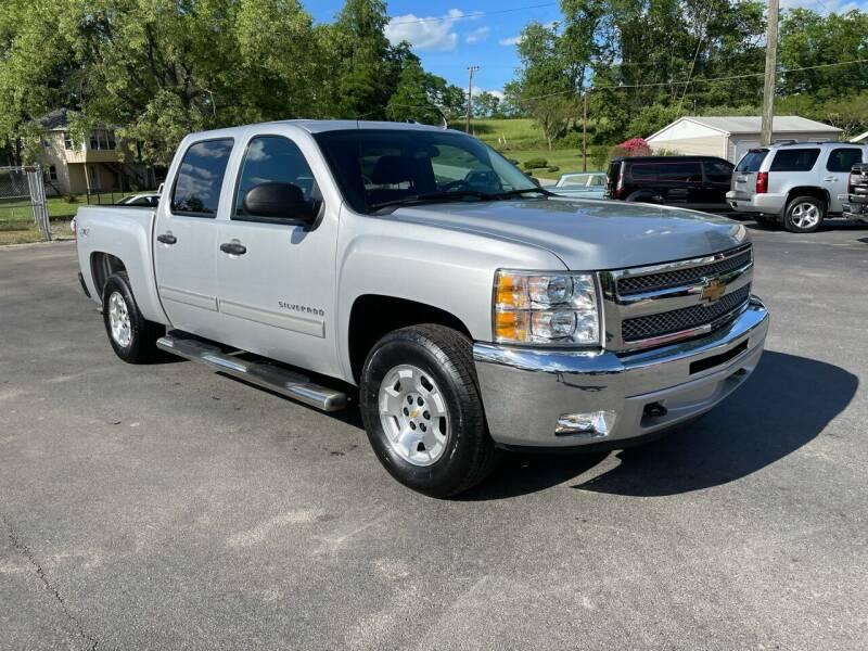 2013 Chevrolet Silverado 1500 for sale at Twin Rocks Auto Sales LLC in Uniontown PA
