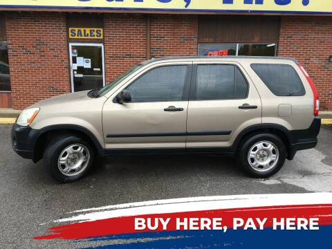 2006 Honda CR-V for sale at Atlas Cars Inc. in Radcliff KY