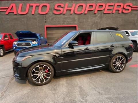 2019 Land Rover Range Rover Sport for sale at AUTO SHOPPERS LLC in Yakima WA