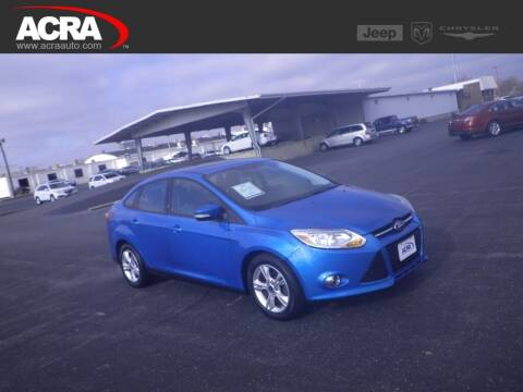 2012 Ford Focus for sale at BuyRight Auto in Greensburg IN