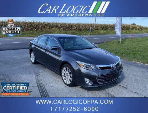 2013 Toyota Avalon for sale at Car Logic in Wrightsville PA