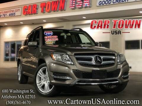 2014 Mercedes-Benz GLK for sale at Car Town USA in Attleboro MA
