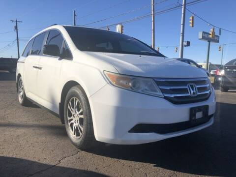 2011 Honda Odyssey for sale at Instant Auto Sales in Chillicothe OH
