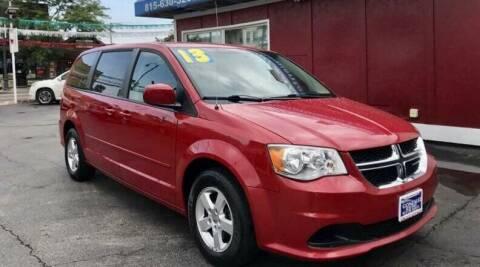 2013 Dodge Grand Caravan for sale at Latino Motors in Aurora IL