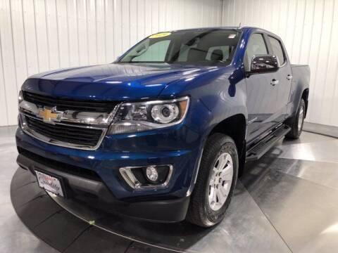 2019 Chevrolet Colorado for sale at HILAND TOYOTA in Moline IL