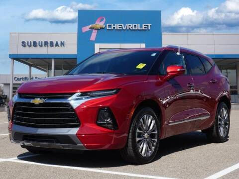 2020 Chevrolet Blazer for sale at Suburban Chevrolet of Ann Arbor in Ann Arbor MI