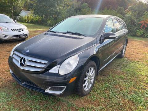 2006 Mercedes-Benz R-Class for sale at Wright's Auto Sales LLC in Townshend VT