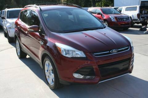 2013 Ford Escape for sale at Mike's Trucks & Cars in Port Orange FL