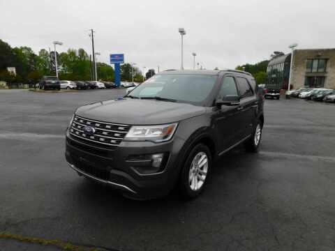2016 Ford Explorer for sale at Paniagua Auto Mall in Dalton GA