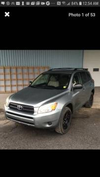 2008 Toyota RAV4 for sale at The Bengal Auto Sales LLC in Hamtramck MI