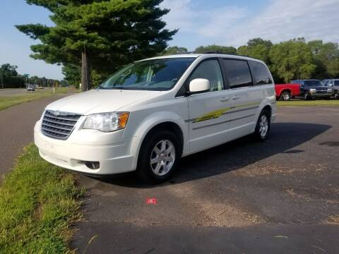 2009 Chrysler Town and Country for sale at Shores Auto in Lakeland Shores MN
