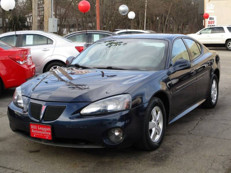 2008 Pontiac Grand Prix for sale at Bill Leggett Automotive, Inc. in Columbus OH