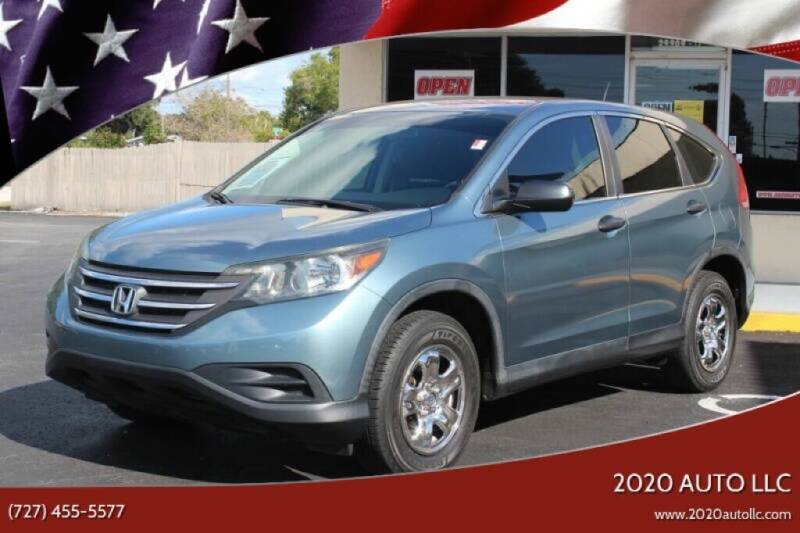 2013 Honda CR-V for sale at 2020 AUTO LLC in Clearwater FL