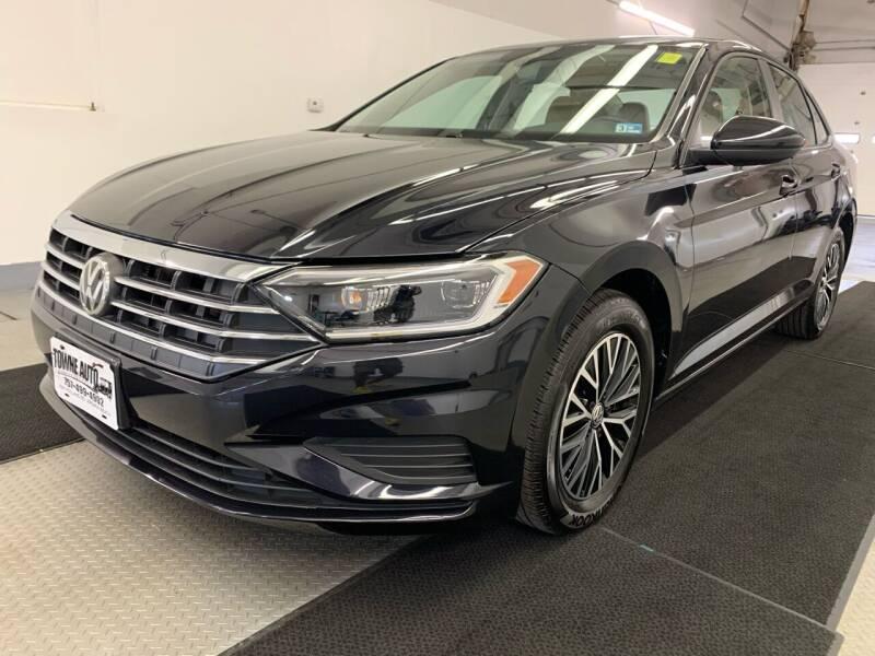 2019 Volkswagen Jetta for sale at TOWNE AUTO BROKERS in Virginia Beach VA