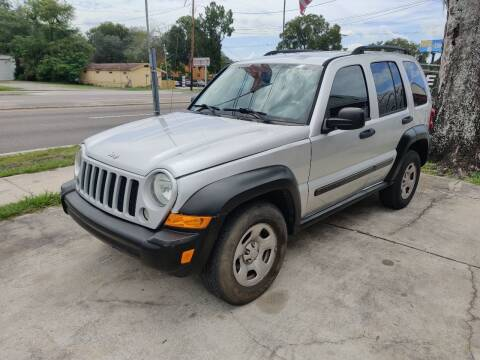 2007 Jeep Liberty for sale at Advance Import in Tampa FL