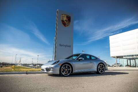 2015 Porsche 911 for sale at Napleton Autowerks in Springfield MO