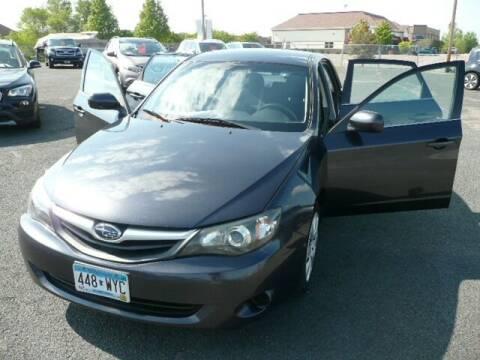 2010 Subaru Impreza for sale at Prospect Auto Sales in Osseo MN