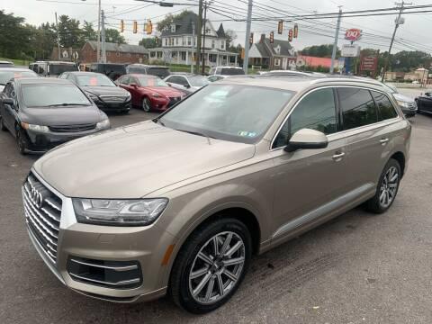 2017 Audi Q7 for sale at Masic Motors, Inc. in Harrisburg PA
