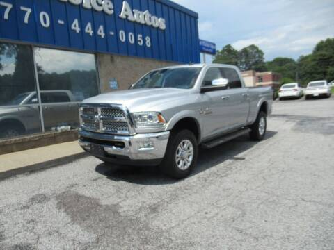 2018 RAM Ram Pickup 2500 for sale at Southern Auto Solutions - 1st Choice Autos in Marietta GA
