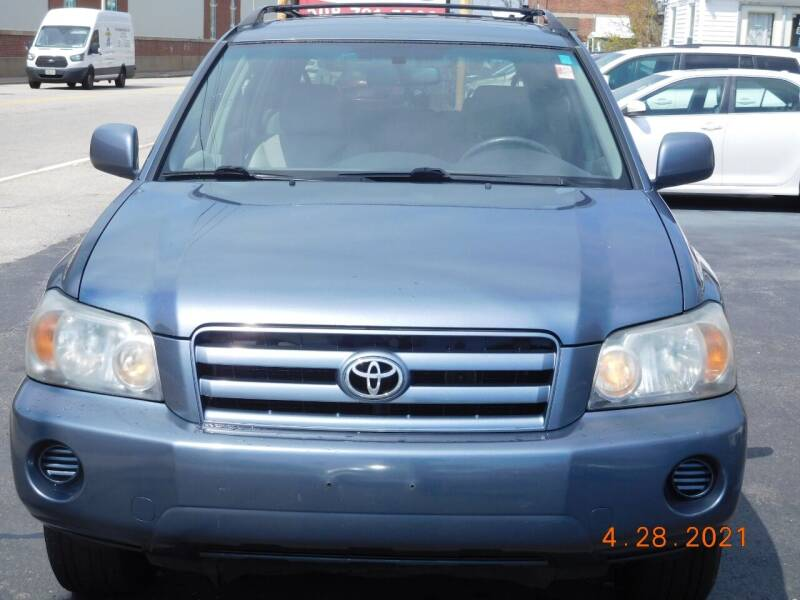 2007 Toyota Highlander for sale at Southbridge Street Auto Sales in Worcester MA