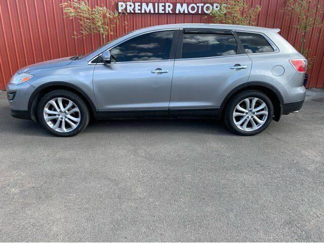 2012 Mazda CX-9 for sale at Premier Motors in Milton Freewater OR