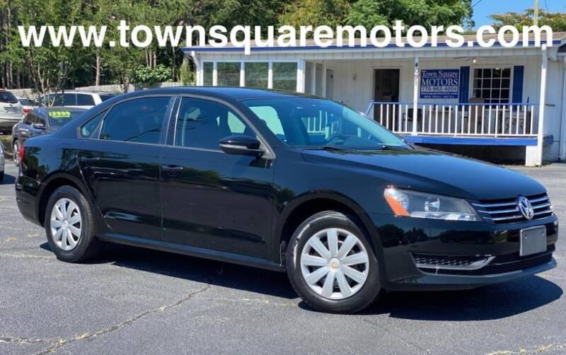 2012 Volkswagen Passat for sale in Lawrenceville, GA