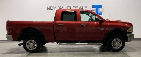 2010 Dodge Ram Pickup 2500 for sale at Indy Wholesale Direct in Carmel IN