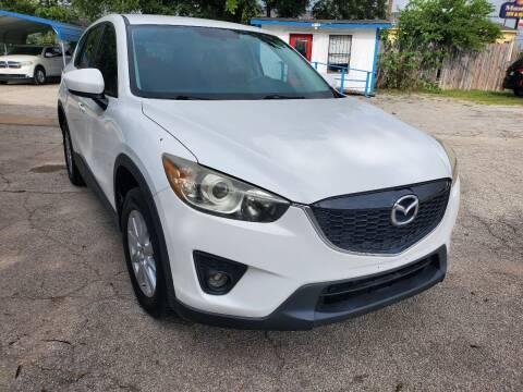 2014 Mazda CX-5 for sale at Tony's Auto Plex in San Antonio TX