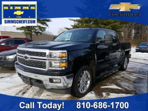 2015 Chevrolet Silverado 1500 for sale at Aaron Adams @ Simms Chevrolet in Clio MI