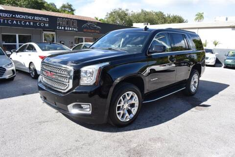 2016 GMC Yukon for sale at DeWitt Motor Sales in Sarasota FL